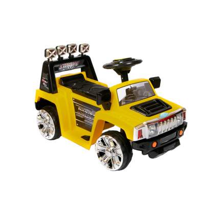 Детский электромобиль джип Batry Hummer ZPV003, Жёлтый