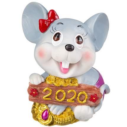 н.г.символ года мышка  фигурка 7,5*6,5*9,5см