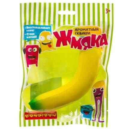 "Сквиши Bondibon ""Жмяка. Банан"""