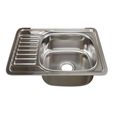 Мойка для кухни из нержавеющей стали MIXLINE 535618