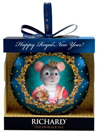 Чай Richard Year of the royal mouse черный листовой 20 г