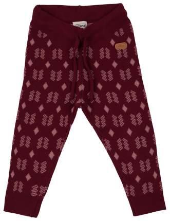 Брюки Voksi (Вокси) Double Knit New Nordic red 98/104, 11007214