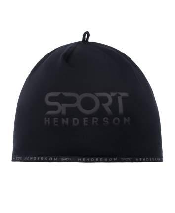 Шапка мужская HENDERSON AHT-0002 черная ONE SIZE