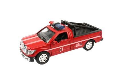 Коллекционная модель машины Motorro Пожарная охрана 200240581
