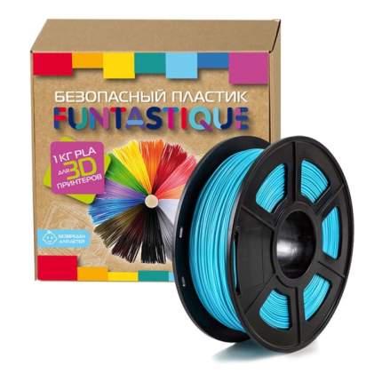 Пластик для 3D-принтера Funtastique PLA-1KG-BM PLA Blue