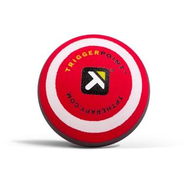Мяч массажный Trigger Point 350068, красный, 6,6 см