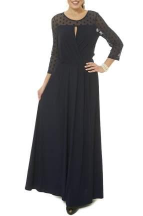 Платье женское Argent LALDT8004 синее 44 RU