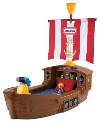 Детская кровать Little Tikes Пиратский корабль 625954