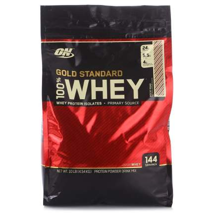 Протеин Optimum Nutrition Whey Gold Standard 4540 г Rocky Road
