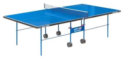 Теннисный стол Start Line Game Outdoor 2 синий, с сеткой