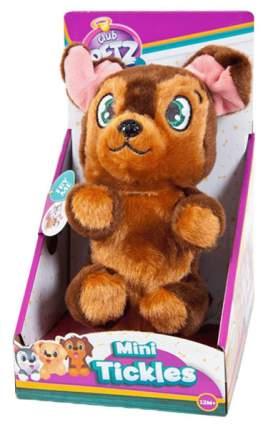Интерактивное животное IMC toys Щенок интерактивный коричневый 96806