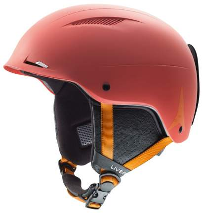 Горнолыжный шлем Atomic Savor 2016, оранжевый, M