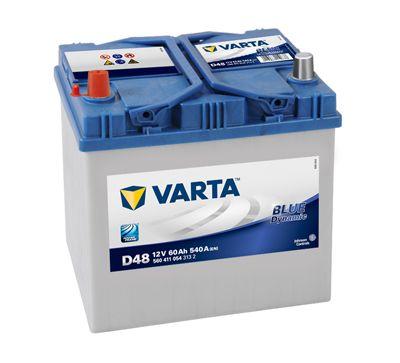 Аккумулятор автомобильный Varta 5604110543132 60 Ач