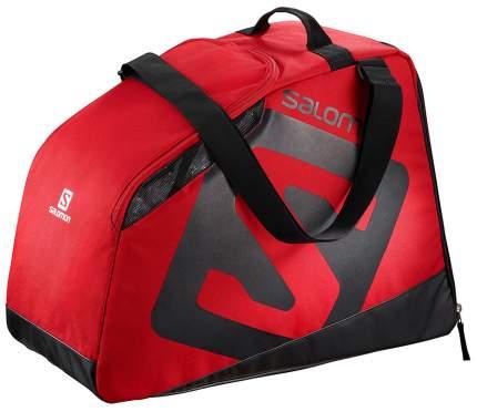 Сумка для ботинок и шлемов Salomon Extend Max Gearbag красная, 40 л