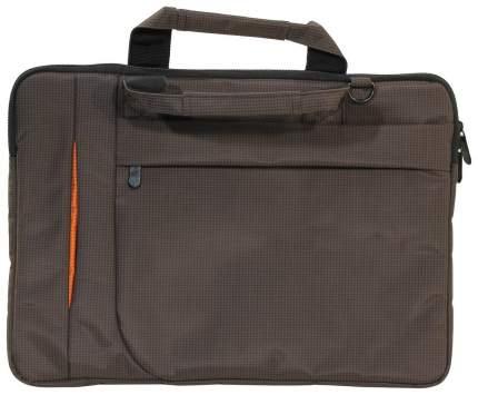 """Сумка для ноутбука 15.6"""" Envy Portu коричневая"""