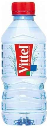 Вода Vittel питьевая минеральная негазированная пластик 0.33 л 8 штук в упаковке