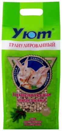 Наполнитель для грызунов УЮТ Опилки пресованные гранулированные 9 л