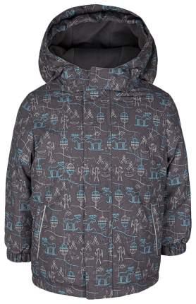 Куртка Lappi Kids ROPI 2819 р.80-86 см серый