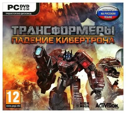 Игра Трансформеры: Падение Кибертрона для PC