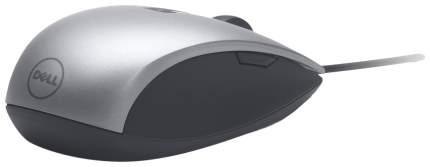 Проводная мышка Dell Laser Scrool Silver/Black (570-10523)