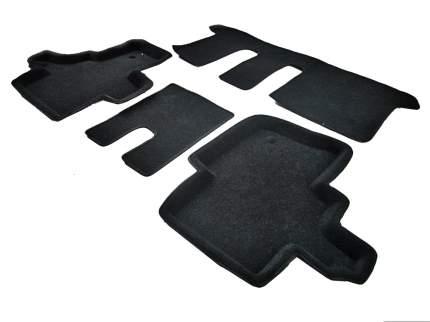 Комплект ковриков в салон автомобиля для Infiniti Euromat Original Lux (em3d-003723)