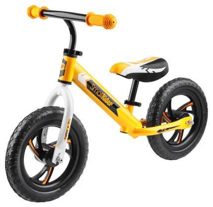 Беговел легкий алюминевый Small Rider Roadster 2 EVA (желтый)