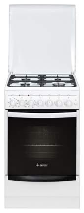 Комбинированная плита GEFEST 5102-02 White