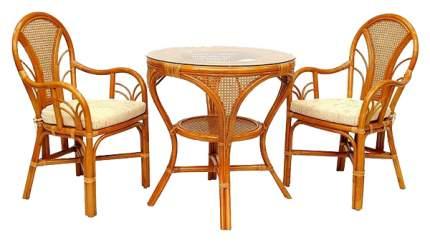 Набор дачной мебели Экодизайн ECO_LAMokko_L_k