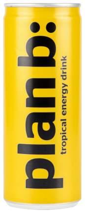 Напиток энергетический Plan b тропический 0.25 л