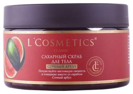 Скраб для тела L`Cosmetics Сочный арбуз 260 г