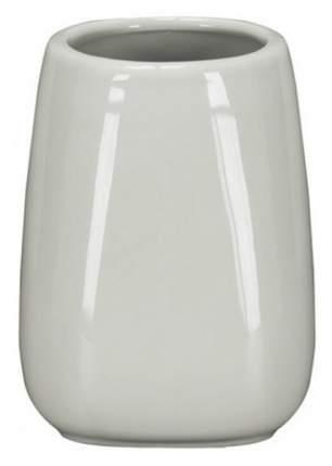 Стакан для зубных щеток Kleine Wolke Cone керамика Светло-серый