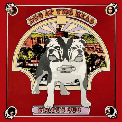 "Виниловая пластинка  Status Quo  ""Dog Of Two Head"" (LP)"