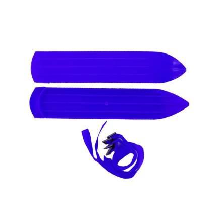 Мини-лыжи У638 39 см синий