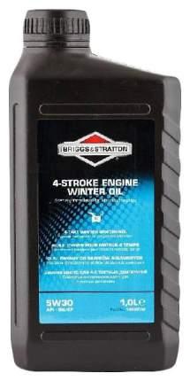 Для четырехтактных двигателей Briggs & Stratton 5W30