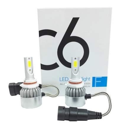 Светодиодные лампы C6 LED Headlight HB4 9006 18W 9-16V 2800Lm 6000K
