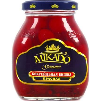 Вишня коктейльная Mikado красная 314 мл