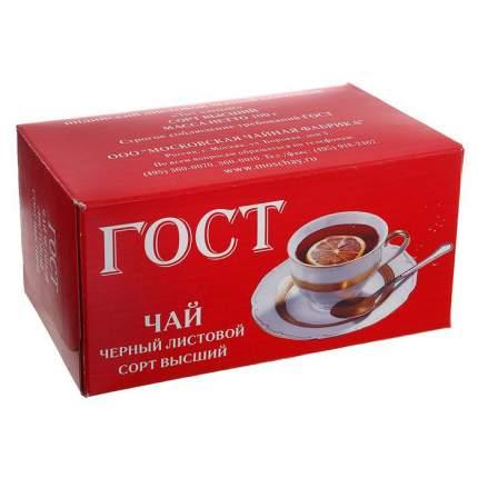 Чай Тот Самый гост черный высший сорт 100 г