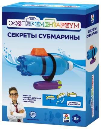 Набор для исследования 1 TOY Экспериментариум Секреты субмарины