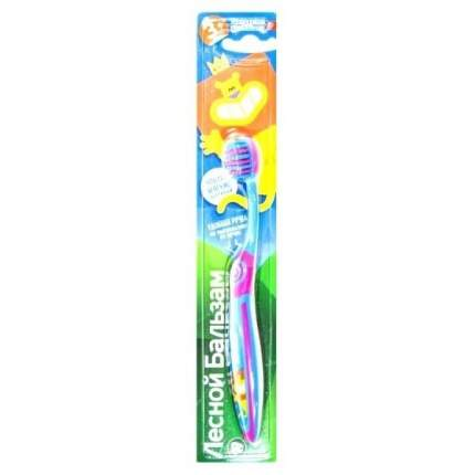 Зубная щетка для детей Лесной бальзам от 3 лет