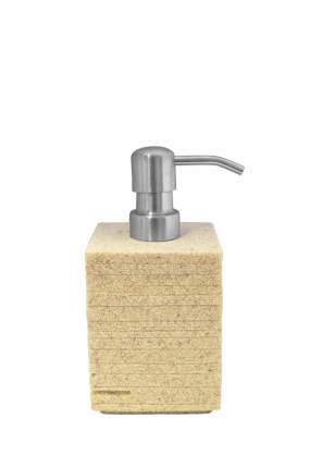 Дозатор для жидкого мыла Brick бежевый
