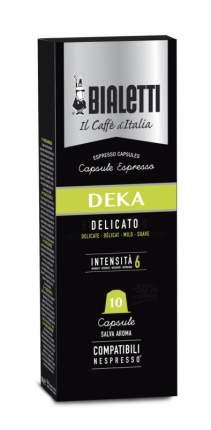 Кофе в капсулах Bialetti deca 10 капсул