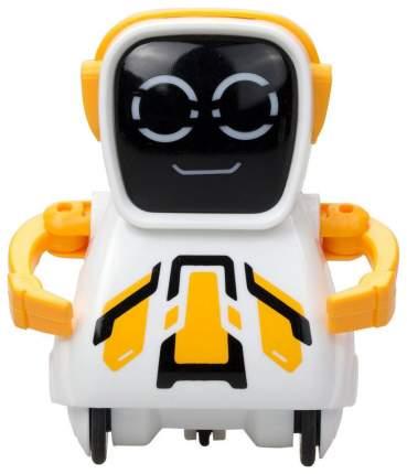Интерактивный робот Silverlit Покибот желтый квадратный