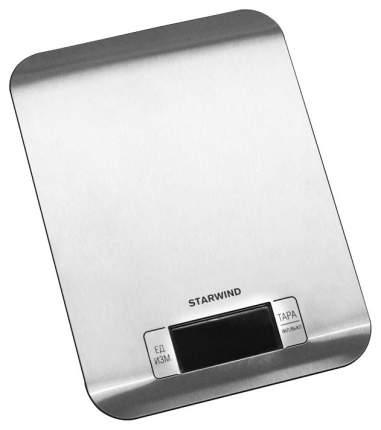 Весы кухонные Starwind SSK6673 Silver