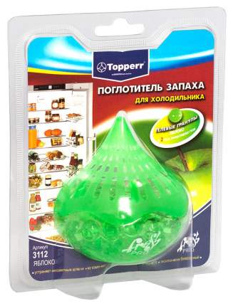 Нейтрализатор запахов Topper гелевый яблоко 3112