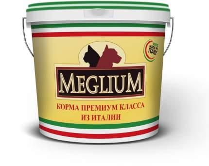 Бак MEGLIUM 32,8 литра для хранения сухого корма с крышкой (32,8 л)