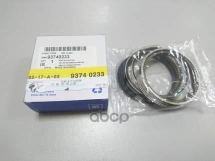 Кольца поршневые STD CHEVROLET EPICA 2,0 к-т