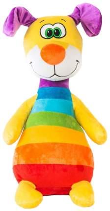 Мягкая игрушка СмолТойс радужный пес 46 см