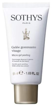 Скраб для лица Sothys Gelee gommante visage 50 мл