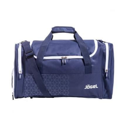 Спортивная сумка Jogel JHD-1801-091 темно-синяя/белая