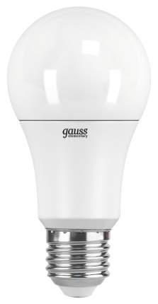 Лампочка Gauss Elementary A60 10W E27 4100K